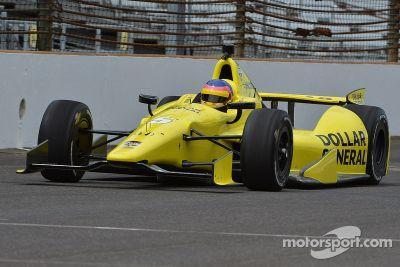 Indy 500, il programma per i debuttanti