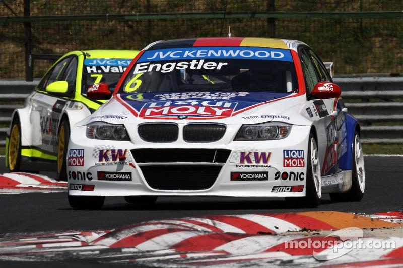 Franz Engstler, 320 TC, Liqui Moly team Engstler e Hugo Valente, Chevrolet Cruze RML TC1, Campos Rac