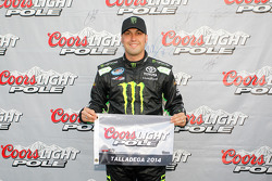 Ganador de la pole Sam Hornish Jr.