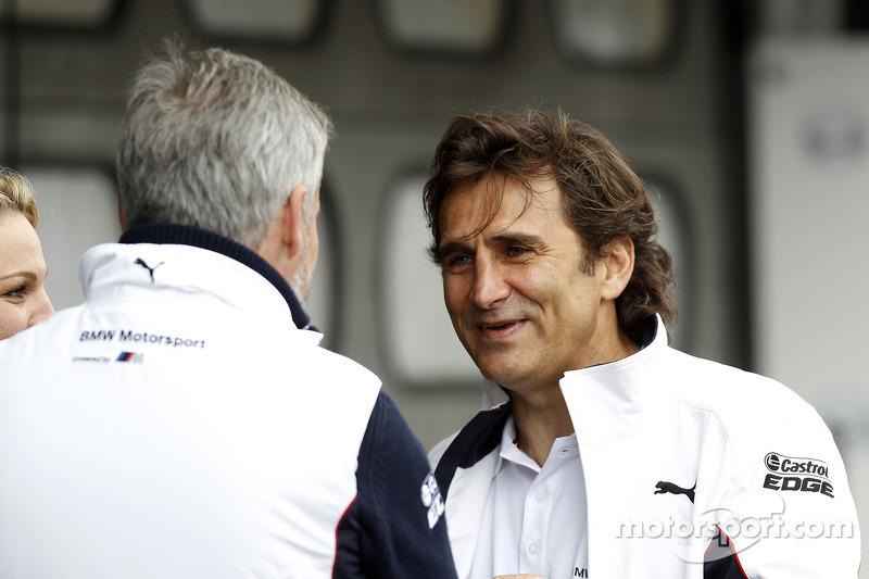 Alessandro Zanardi, BMW