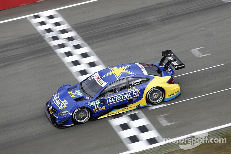 Gary Paffett, Mercedes AMG DTM-Team HWA DTM Mercedes AMG C-Coupé