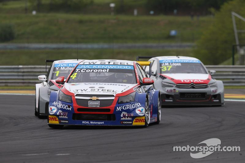 Tom Coronel, Chevrolet Cruze RML TC1, Roal Motorsport, Yvan Muller, Citroen C-Elysee WTCC, Citroen T