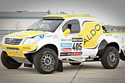 The ALDO Toyota Tacoma