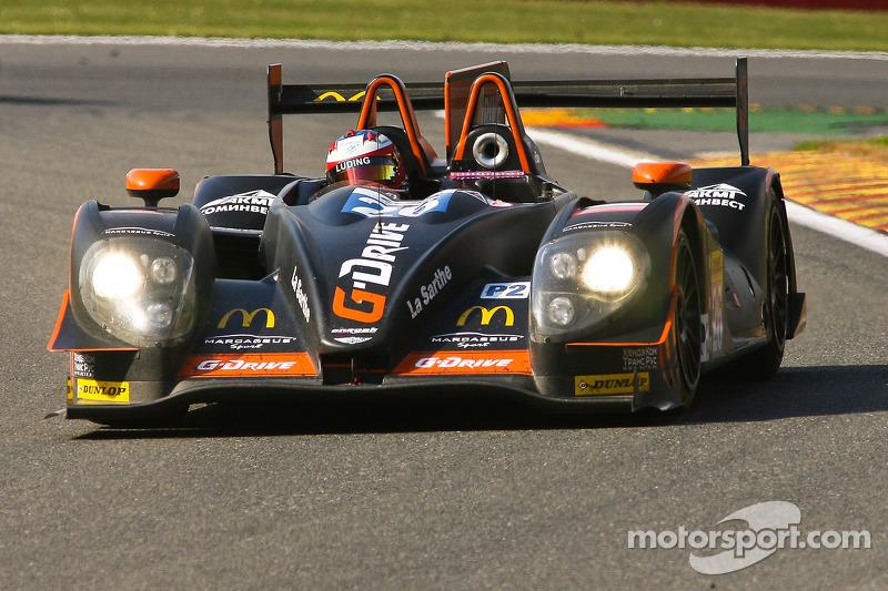#26 G-Drive Racing 摩根 - 日产: 罗曼·鲁斯诺夫, 奥利弗·普拉, 朱利安·卡纳尔