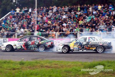 Présentation des Russian Drift Series