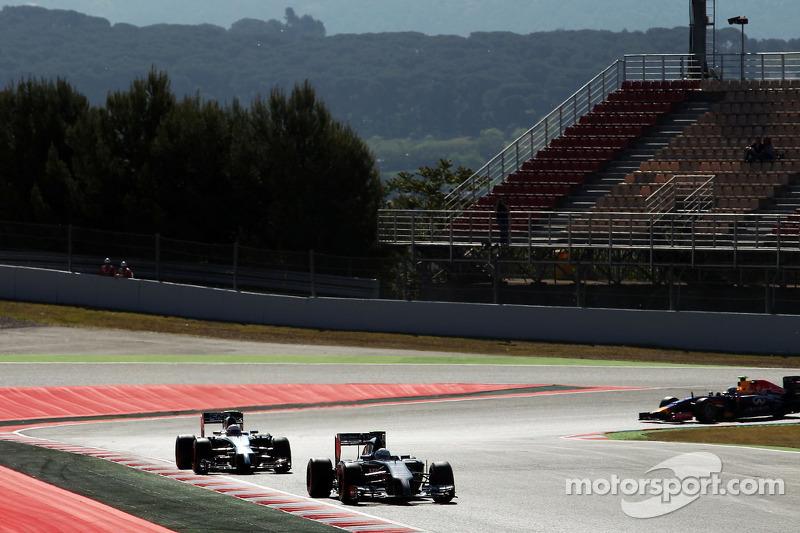 Giedo van der Garde, Sauber C33 piloto de reserva