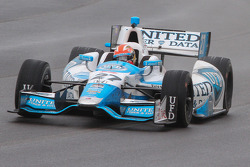Джеймс Хинчклифф. Гран При Инди, пятничная тренировка.