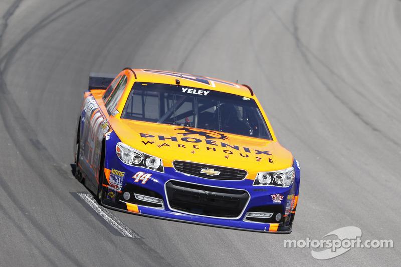 J.J. Yeley, Chevrolet