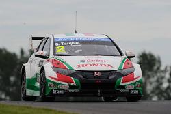 Gabriele Tarquini, Honda Civic WTCC, Castrol Honda WTCC TakımıC Team