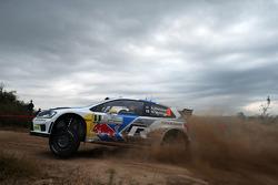 Andreas Mikkelsen ve Mikko Markkula, Volkswagen Polo WRC, Volkswagen Motorsport