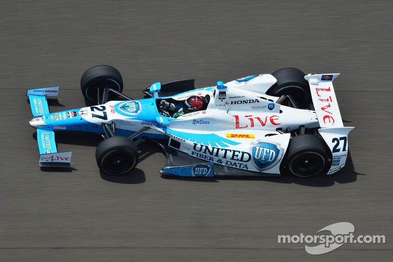 EJ Viso, Andretti Autosport Honda