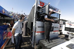 Ricky Taylor, Roger Penske, Will Power, Team Penske Chevrolet