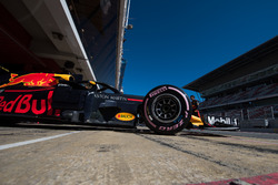 Barcelona March testing