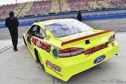 Paul Menard, Wood Brothers Racing, Ford Fusion Menards / FVP