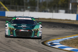 Кристофер Мис, Шелдон ван дер Линде, Алессио Пикарьелло, Montaplast by Land-Motorsport, Audi R8 LMS GT3 (№29)