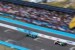 Oliver Turvey, NIO Formula E Team, Daniel Abt, Audi Sport ABT Schaeffler