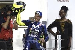 Tercero, Valentino Rossi, Yamaha Factory Racing