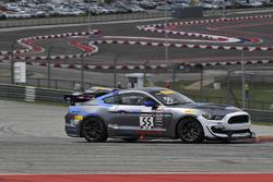 PF Racing Ford Mustang GT4: Jade Buford, Scott Maxwell