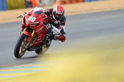 Sebastien Fraga, Honda