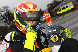 Yarış galibi Manuel Maldonado, Fortec Motorsports