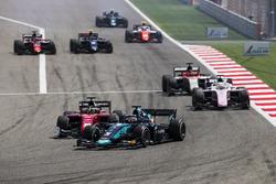 Alexander Albon, DAMS, Louis Deletraz, Charouz Racing System