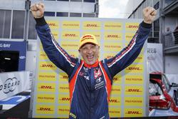 Обладатель поула Габриэле Тарквини, BRC Racing Team