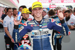 Third place Fabio Di Giannantonio, Del Conca Gresini Racing Moto3