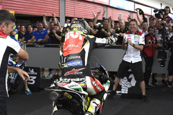 Race winner Cal Crutchlow, Team LCR Honda