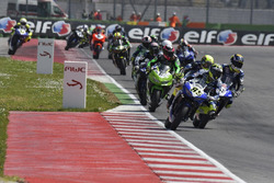 Supersport 300, Misano: Round 1