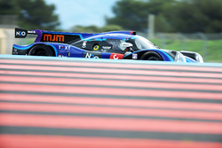 #6 360 Racing, Ligier JS P3 - Nissan: Terrence Woodward, Ross Kaiser, James Swift