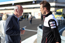 Dr. Wolfgang Ullrich, Alexander Wurz,Toyota Gazoo Racing