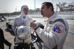 Simon Pagenaud, Team Penske Chevrolet, Helio Castroneves