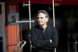 Nelson Piquet, père de Pedro Piquet, Trident