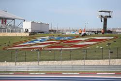 Hayden Hill: Erinnerung an Nicky Hayden am Circuit of The Americas in Austin