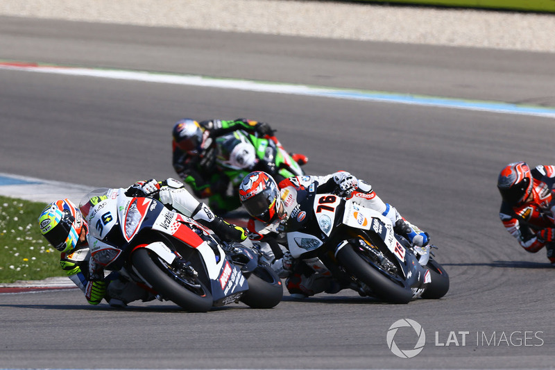 Leandro Mercado, Orelac Racing Team, Loris Baz, Althea Racing