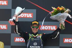Podyum: 2. Jonathan Rea, Kawasaki Racing