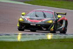 #5 Tolman Motorsport Ltd McLaren 570S GT4: Lewis Proctor, Jordan Albert