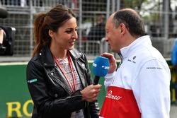 Frederic Vasseur, Sauber, Team