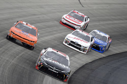 Noah Gragson, Joe Gibbs Racing, Toyota Camry Switch, Jeb Burton, Richard Childress Racing, Chevrolet Camaro State Water Heaters, Cole Custer, Stewart-Haas Racing, Ford Mustang Haas Automation, Christopher Bell, Joe Gibbs Racing, Toyota Camry Rheem/Comcast Salute to Service