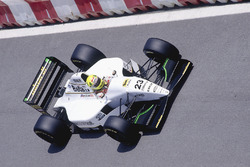 Christian Fittipaldi, Minardi M193 Ford