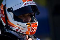 #25 Sainteloc Racing Audi R8 LMS: Christopher Haase