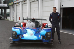 Jenson Button testet LMP1