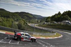 Эстебан Герьери, Honda Civic Type R TCR (FK8), ALL-INKL.COM Münnich Motorsport