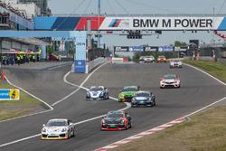 #308 Race & Events Porsche Cayman GT4 CS: Thomas Herbst, Josef Stengel, Joachim Günther