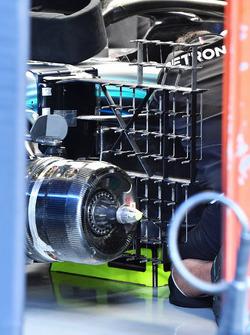 Marcus Ericsson, Sauber C37 aero sensor