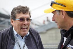 Carlo Gancia and Tony George