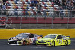 Paul Menard, Wood Brothers Racing, Ford Fusion Menards / Knauf Chase Elliott, Hendrick Motorsports, Chevrolet Camaro SunEnergy1