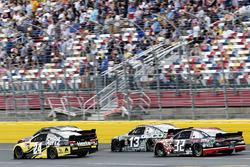 William Byron, Hendrick Motorsports, Chevrolet Camaro Hertz Matt DiBenedetto, Go FAS Racing, Ford Fusion Zynga Poker