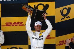 Podium: third place Pascal Wehrlein, Mercedes-AMG Team HWA
