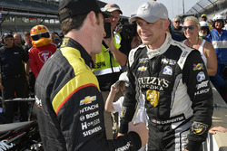 Ed Carpenter, Ed Carpenter Racing Chevrolet Verizon P1 Pole Award, Simon Pagenaud